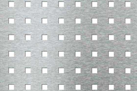 Lochbleche / Aluminium